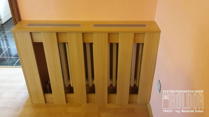Kryty radiátorov 02